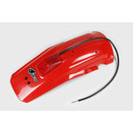 1988-2002 XR 600 Rear Fender-red