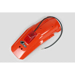 1988-2002 XR 600 Rear Fender-orange