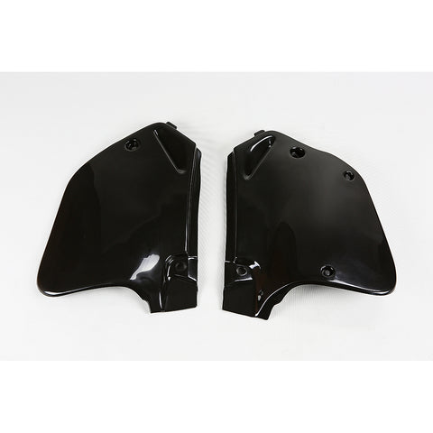 1993-1994 CR 125 Side Panels-black