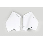 1995-1996 CR 250 Side Panels-white