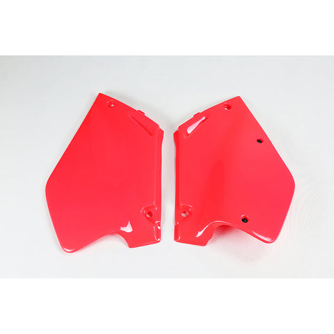 1995-1996 CR 250 Side Panels-red