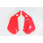 1998-1999 CR 125 Side Panels-red