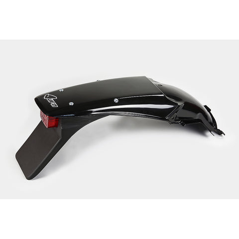 1998-1999 CR 125 Rear Fender-black
