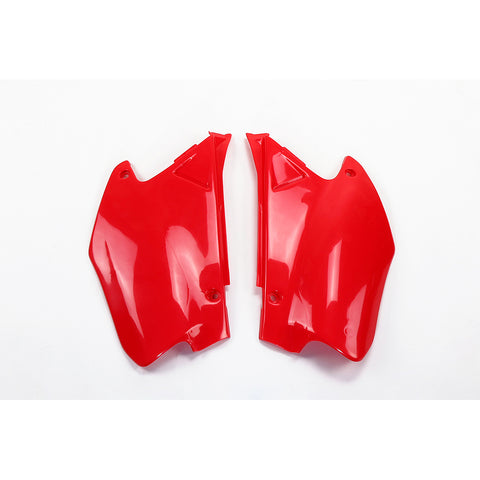 2000-2001 CR 250 Side Panels-red
