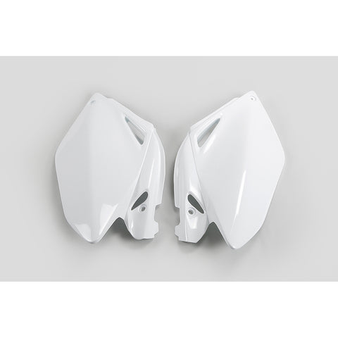 2006-2009 CRF 250R-RX Side Panels-white