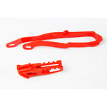 2007-2017 CRF 250X Chain Guide & Slider Kit-red