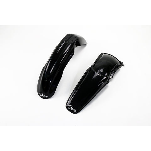 2000-2001 CR 250 Fender Kit-black