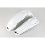 2019-2020 CRF 250RX Fender Kit-white