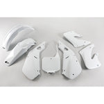 1998-1999 CR 125 Plastic Kit-white