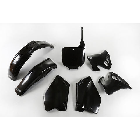 1995-1997 CR 125 Plastic Kit-black