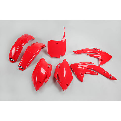 2007-2021 CRF 150 Plastic Kit-red