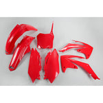 2009-2010 CRF 450R Plastic Kit-red