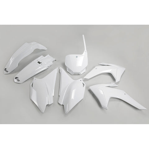 2015-2021 CRF 230 Plastic Kit-white
