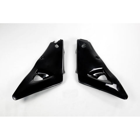 2000-2003 CR 250 Radiator Covers-black