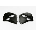 1993-1997 KTM360 Radiator Covers-black