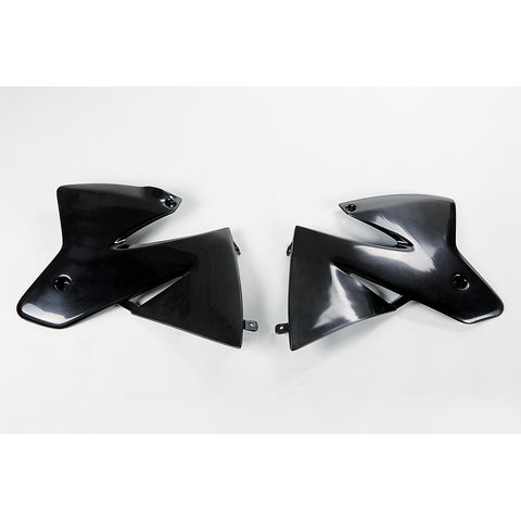 1998-2000 KTM200 Radiator Covers-black