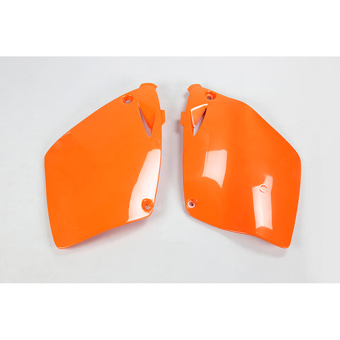 1998-2003 KTM250 Radiator Covers-orange