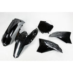 2007-2010 SX-SXF Plastic Kit-black