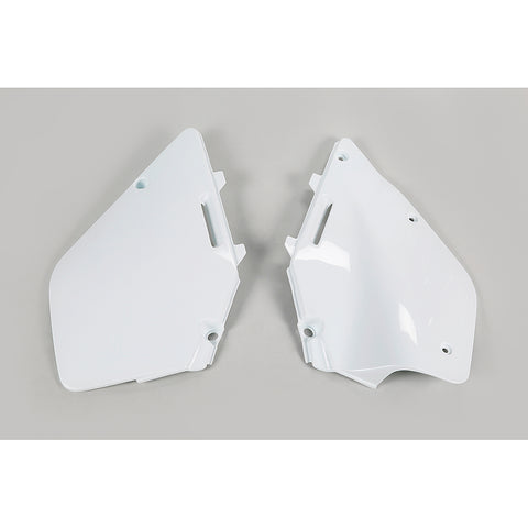 1996-2000 RM 250 Side Panels-white