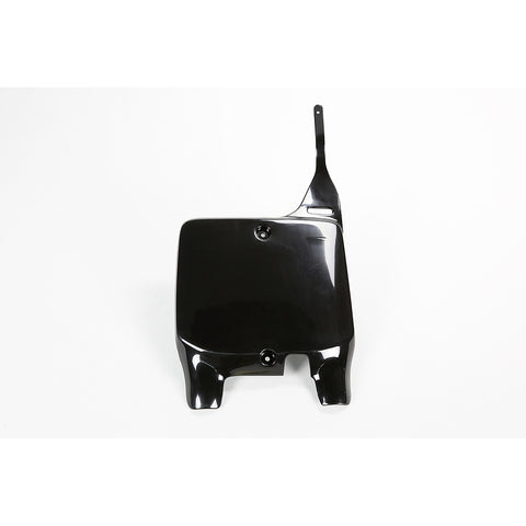 1999-2000 RM 125 Front Plate-black