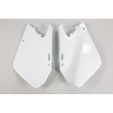 2001-2005 RM 250 Side Panels-white