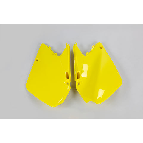 2001-2005 RM 125 Side Panels-yellow