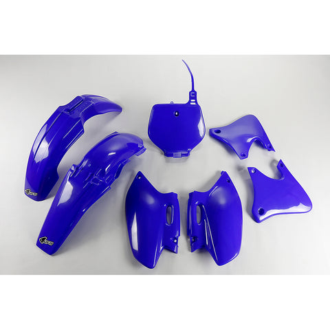 1998-1999 YZF 400 Plastic Kit-blue