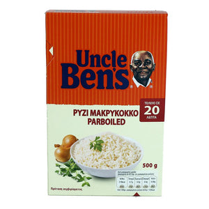 UNCLE BEN'S PARBOILED AT 20 ^