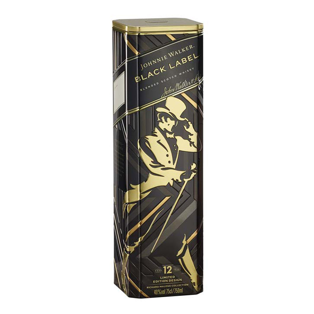 JOHNNIE WALKER BLACK SPECIAL EDITION