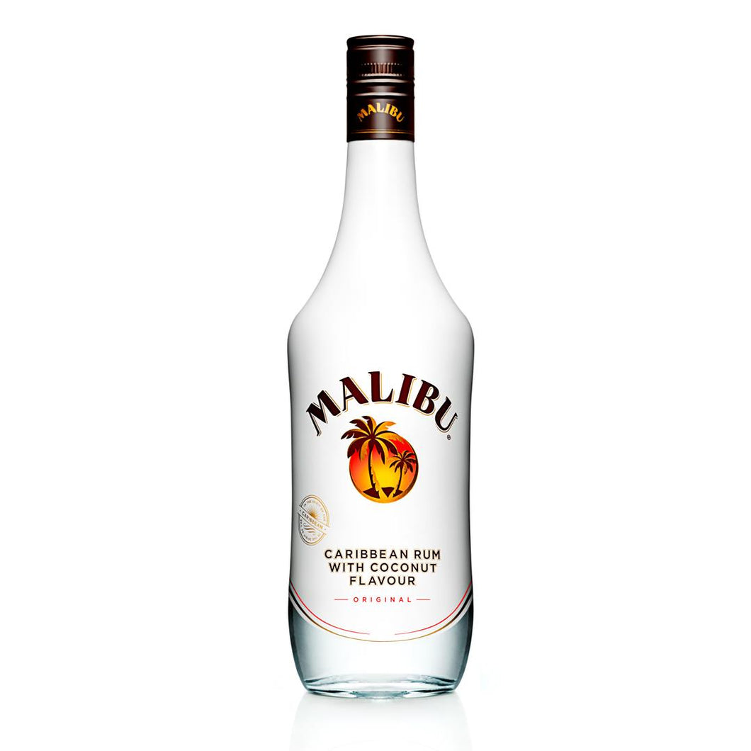 MALIBU RUM WITH COCONUT FLAVOUR