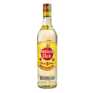 HAVANA CLUB 3 YEARS OLD 700ML