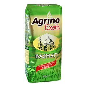 AGRINO EXOTIC BASMATI RICE