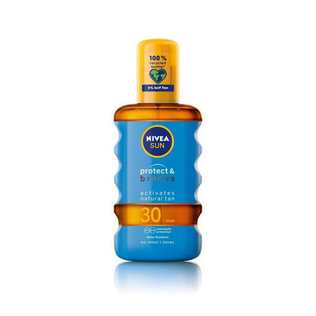 NIVEA SUN OIL SPRAY PROTECT & BRONZE SPF30