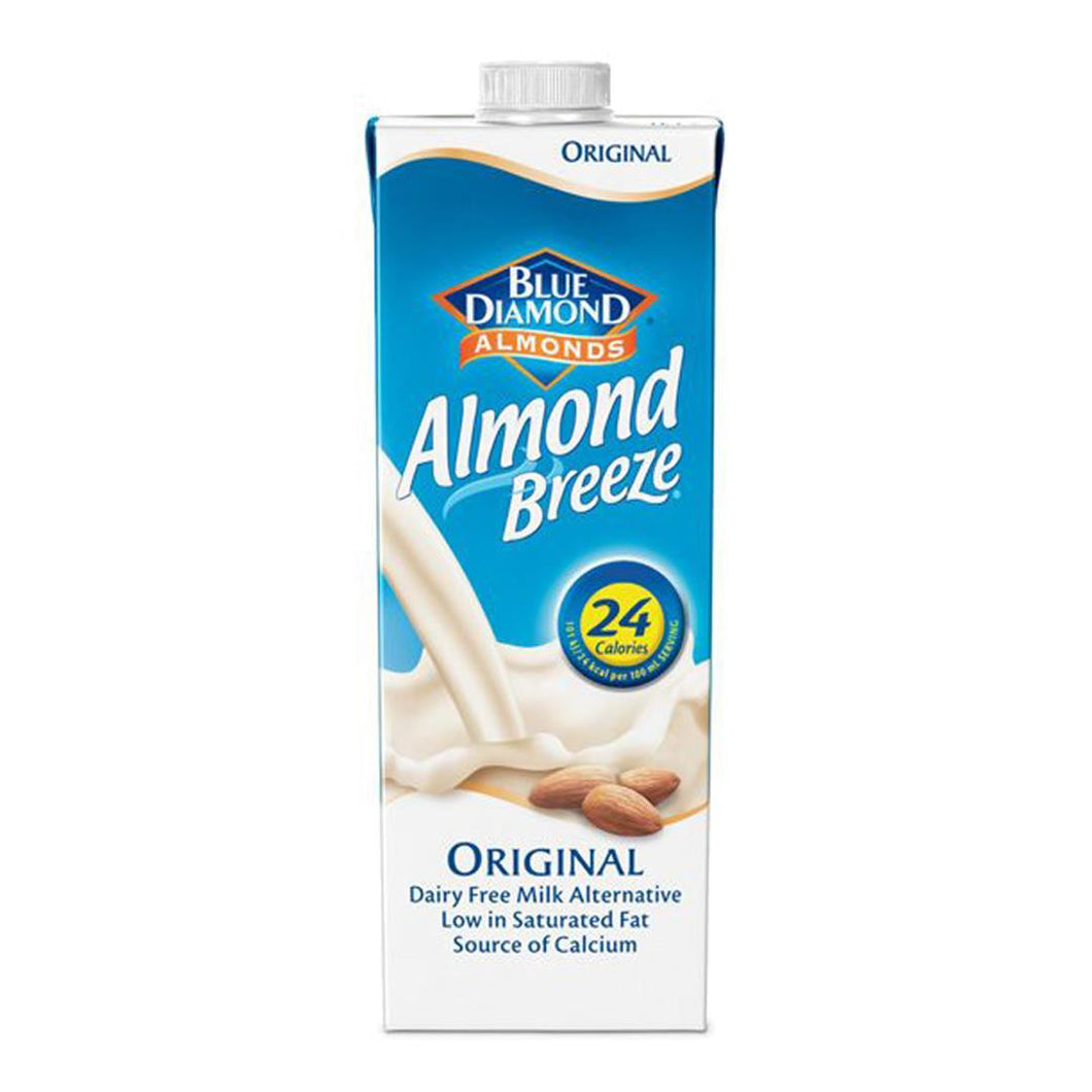 ALMOND BREEZE ORIGINAL DAIRY FREE MILK