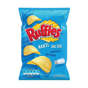 RUFFLES SALTED CHIPS