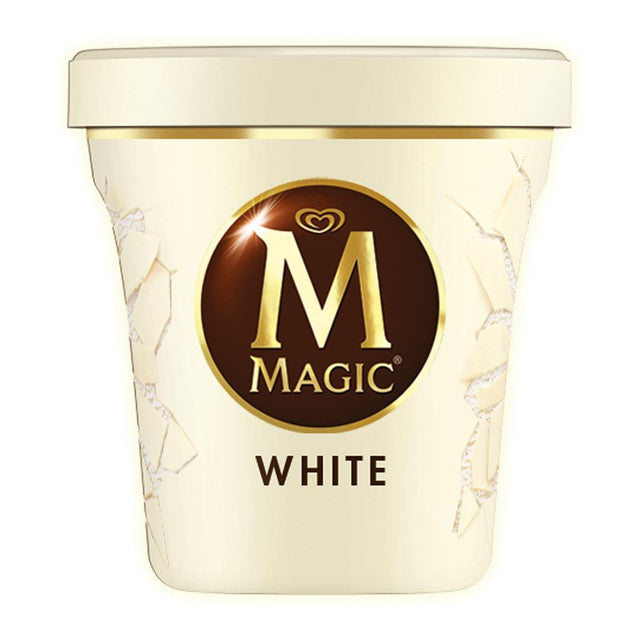 ALGIDA MAGIC WHITE CHOCOLATE 440ML