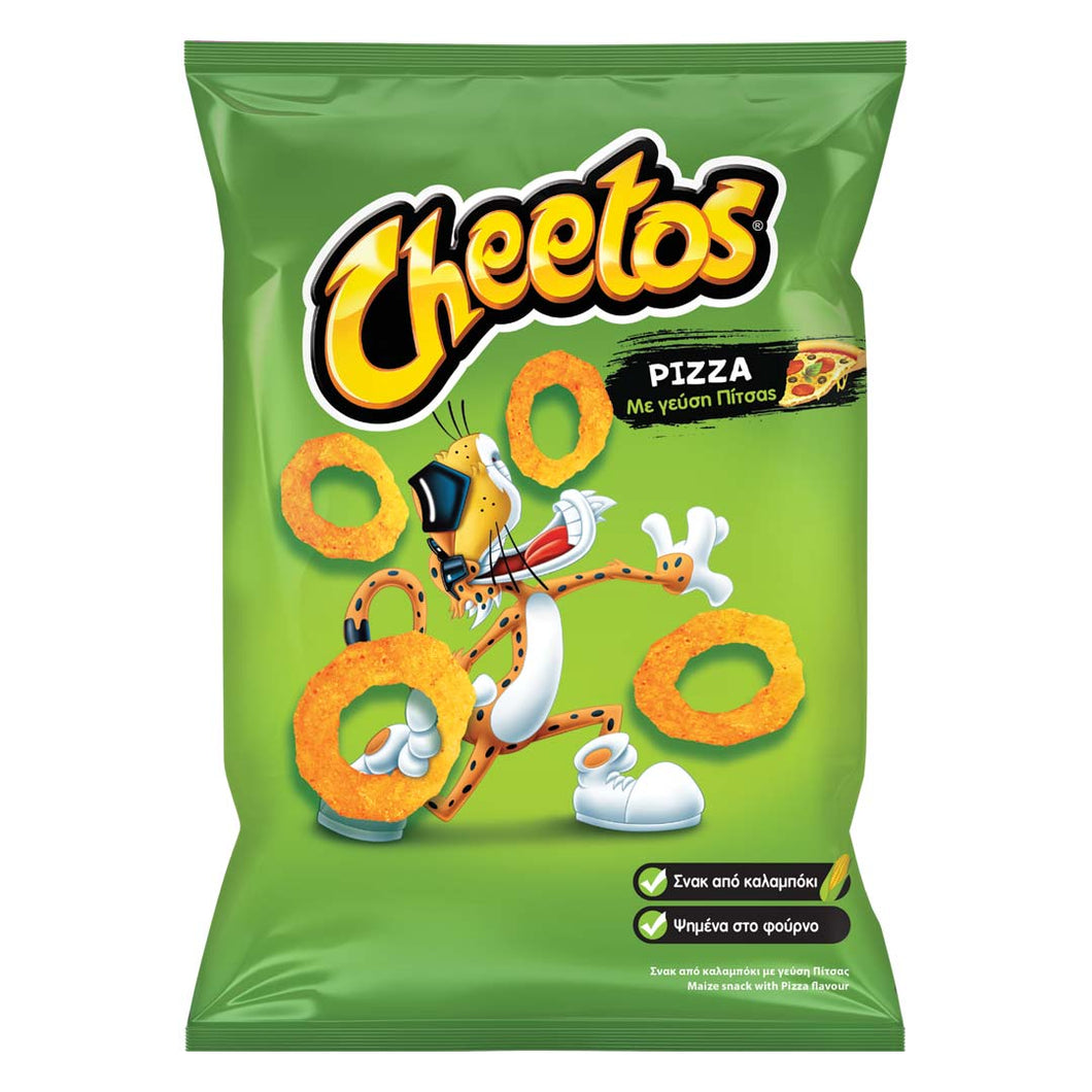 CHEETOS PIZZA FLAVOR