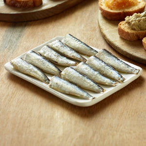 HOT SMOKED SARDINES FILLETS