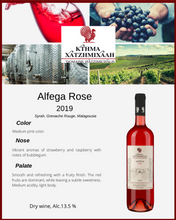 Load image into Gallery viewer, Alfega Rose 2019