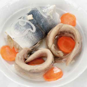 MARINATED HERRINGS FILLETS