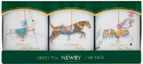 CAROUSEL CADDY PACK - GREEN TEAS