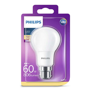 LIGHT BULBS 8W