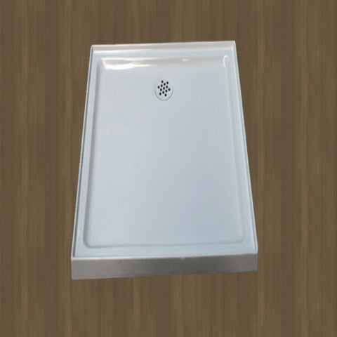Shower Base Aussie All Rounder 4 Way 820X1220