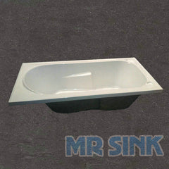 1510 RUBY INSET BATH TUB
