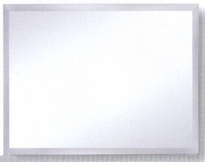 750x600mm RECTANGLE MIRROR BEVEL EDGE