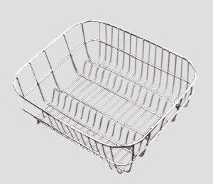 GRANDE STAINLESS STEEL BASKET 405X355M