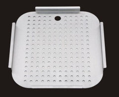GIORDANO STAINLESS STEEL TRAY 405x355MM