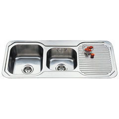 1080mm Ariette Sink 1 & 3/4 Bowl