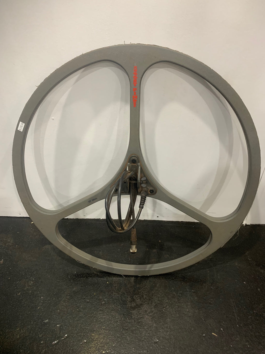 "Coil 25"" Mono Nugget Finder UFO"