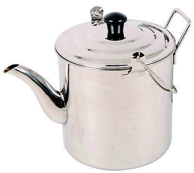 Billy Teapot Stainless Steel 2800ml